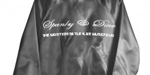 Spanky & Dino Baseball Jacket